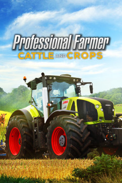 Cover zu Professional Farmer - Cattle and Crops