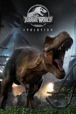 Cover zu Jurassic World Evolution