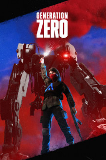 Cover zu Generation Zero