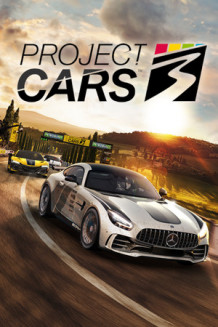 Cover zu Project CARS 3