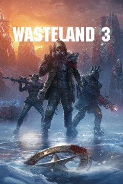 Cover zu Wasteland 3