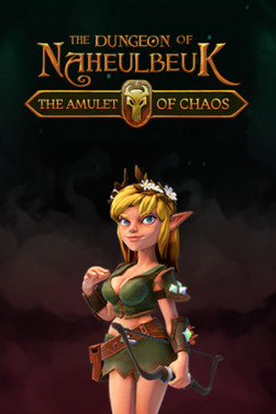 Cover zu The Dungeon of Naheulbeuk - The Amulet of Chaos
