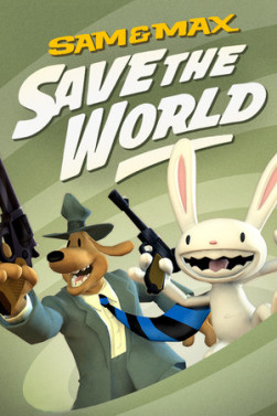 Cover zu Sam & Max Save the World
