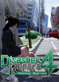 Cover zu Disaster Report 4 - Summer Memories