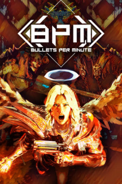 Cover zu BPM - BULLETS PER MINUTE