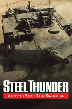 Cover zu Steel Thunder