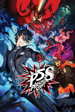 Cover zu Persona 5 Strikers