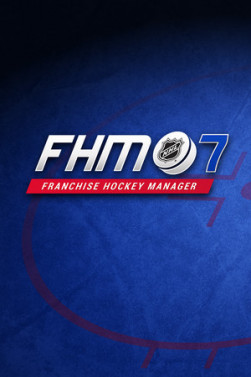 Cover zu Franchise Hockey Manager 7