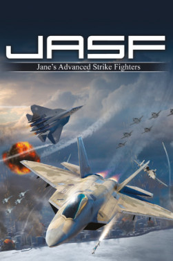 Cover zu Janes Advanced Strike Fighters