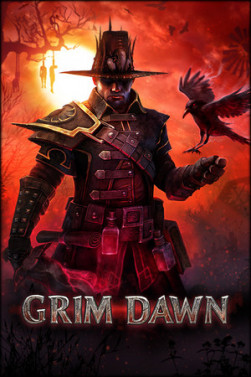 Cover zu Grim Dawn