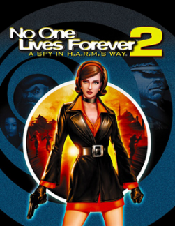 No One Lives Forever 2 - Agentin in geheimer Mission